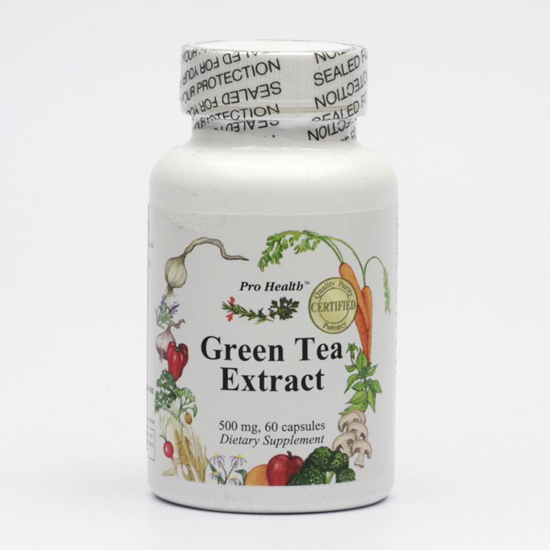 ostatní Výprodej Extrakt ze zeleného čaje, kapsle 60 kapslí, 29,5 g