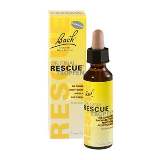 Dr. Bach Krizová esence, Rescue Remedy 20 ml