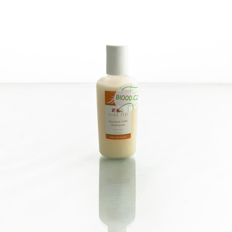 Pure Fiji Kokosový šampon, mango 59 ml