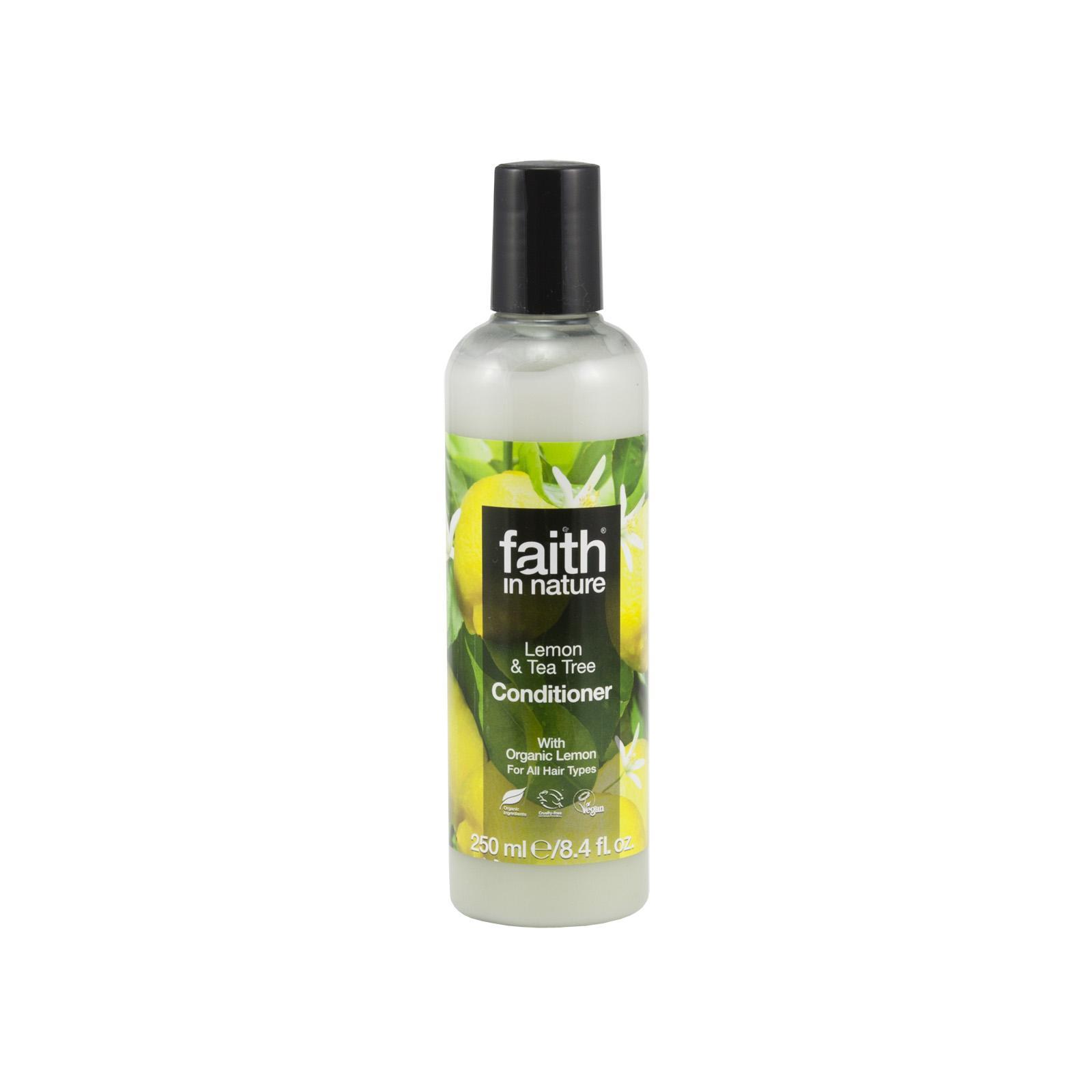Faith in Nature Kondicionér citron & Tea Tree 250 ml