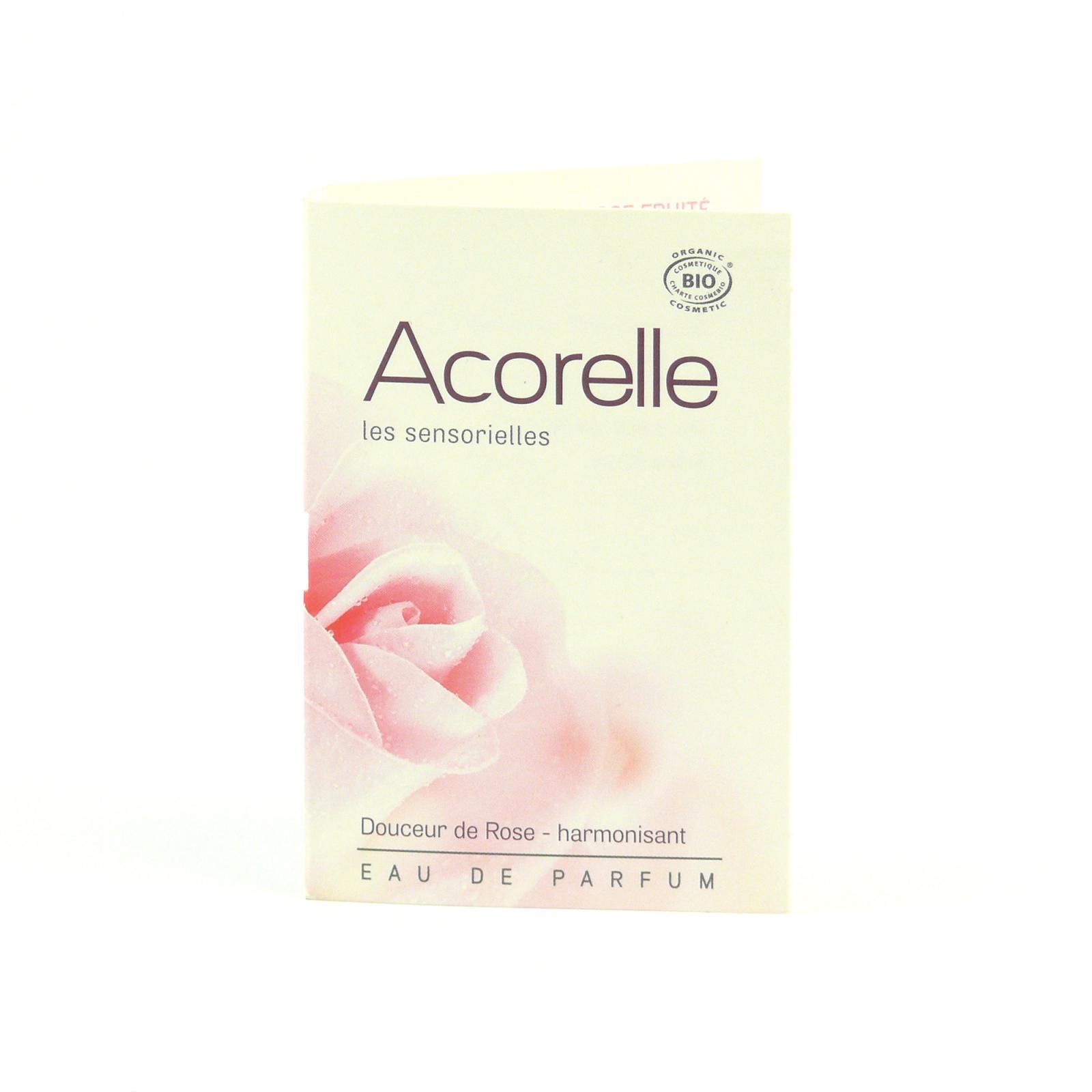 Acorelle Parfémová voda Růže 1,5 ml
