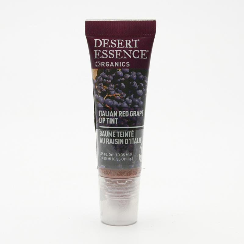 Desert Essence Lesk na rty hrozny 10,35 ml