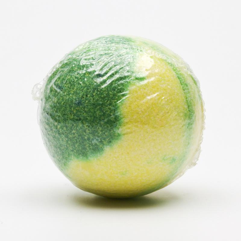 Ceano Cosmetics Šumivá koule do koupele ylang ylang 1 ks, 125 g