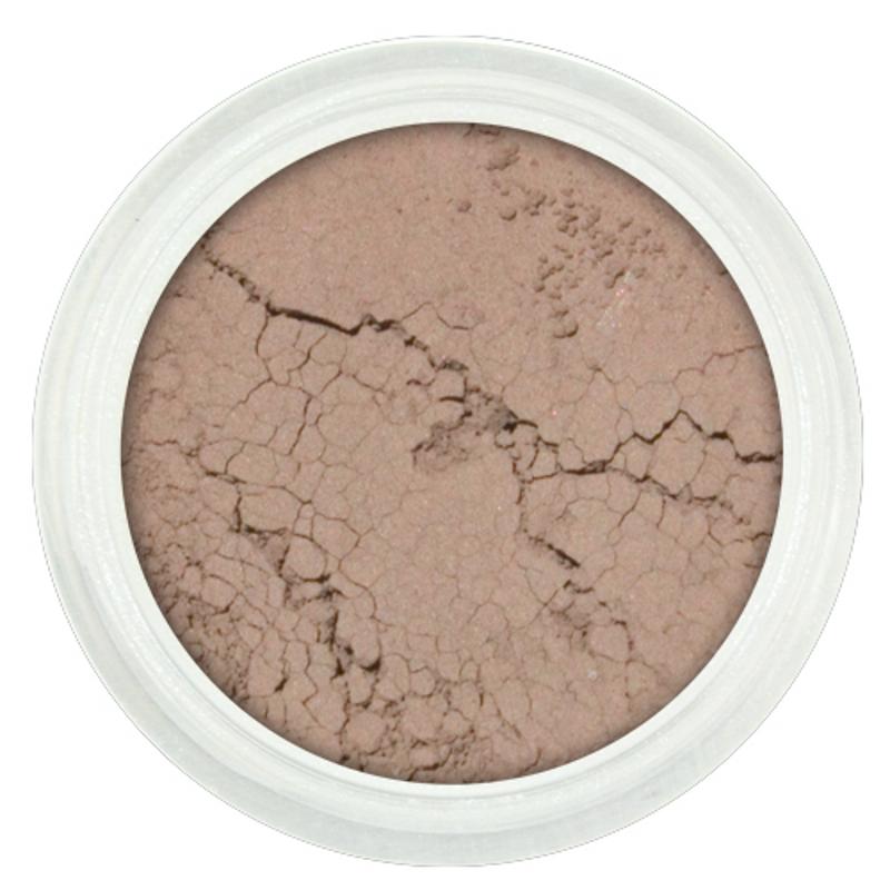 Everyday Minerals Minerální oční stíny Silver Gray Brow Color 1,7 g