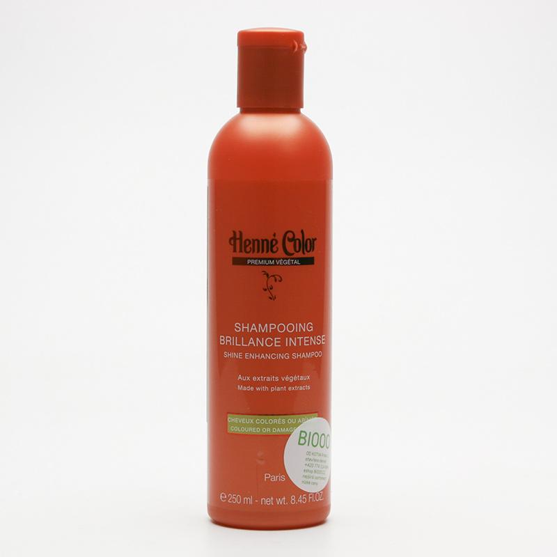 Henné Color Šampon henna, Premium Végétal 250 ml