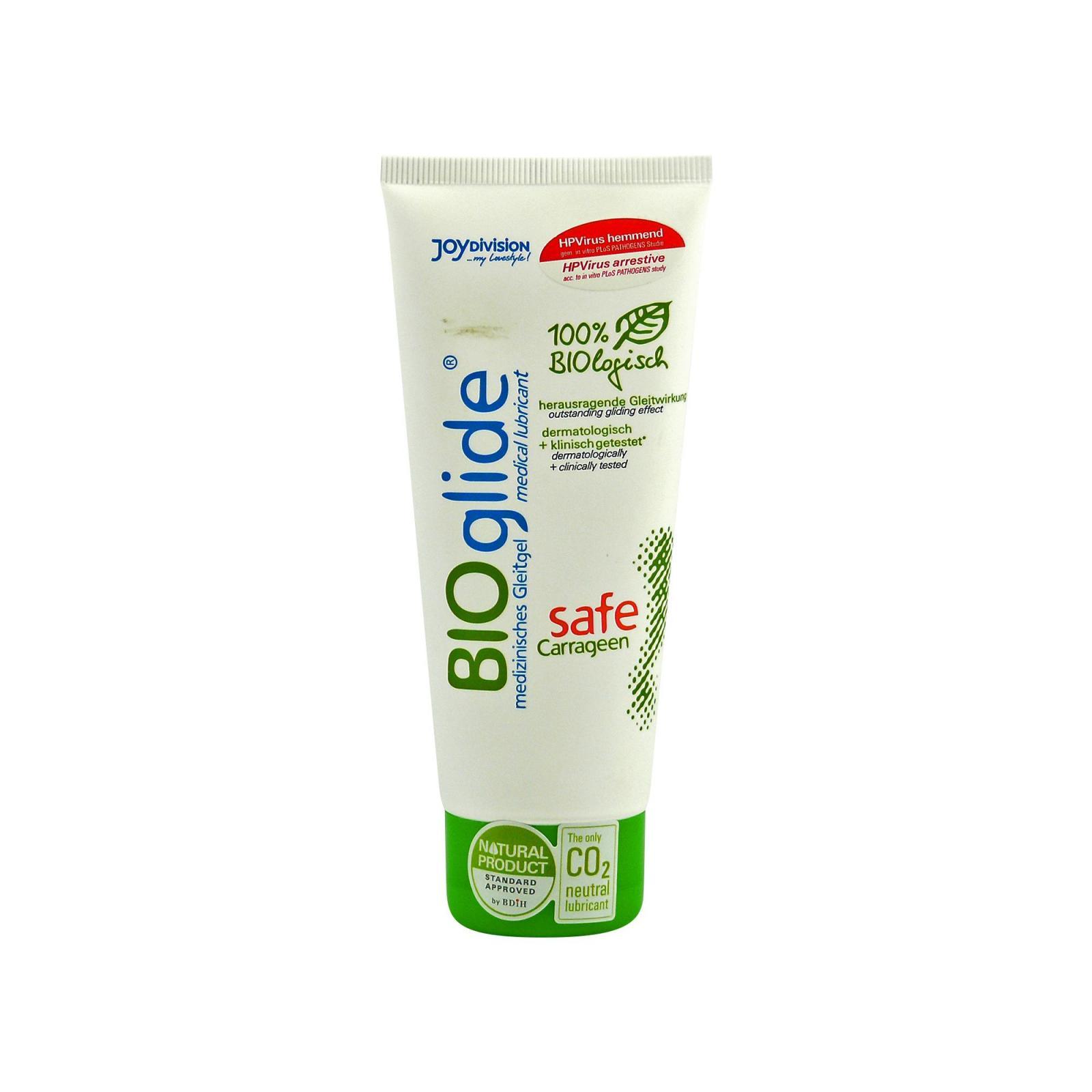 BIOglide Lubrikační gel, safe 100 ml