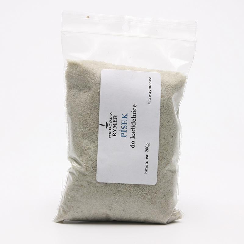 Vykuřovadla Rymer Písek do kadidelnic 200 g