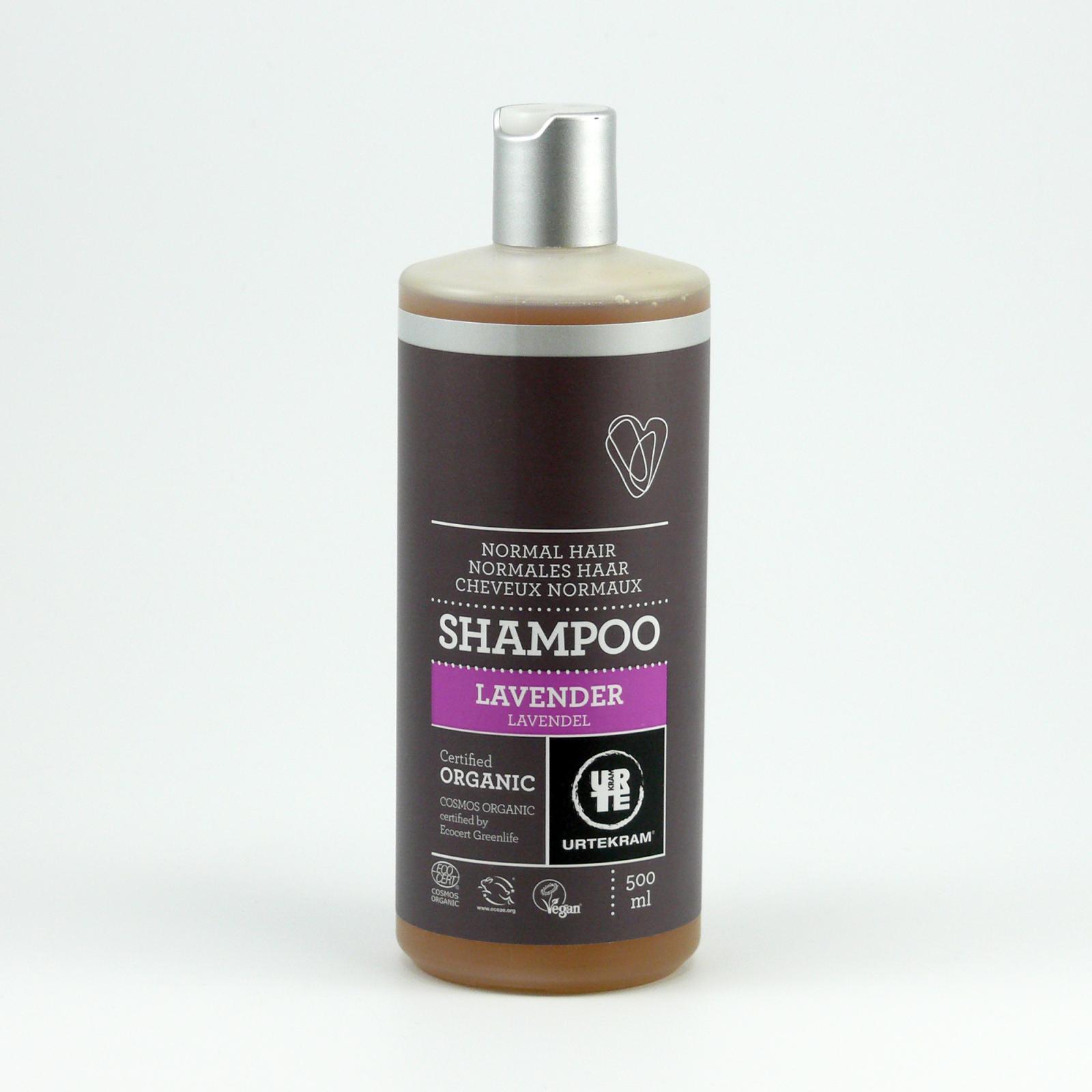 Urtekram Šampon levandulový 500 ml