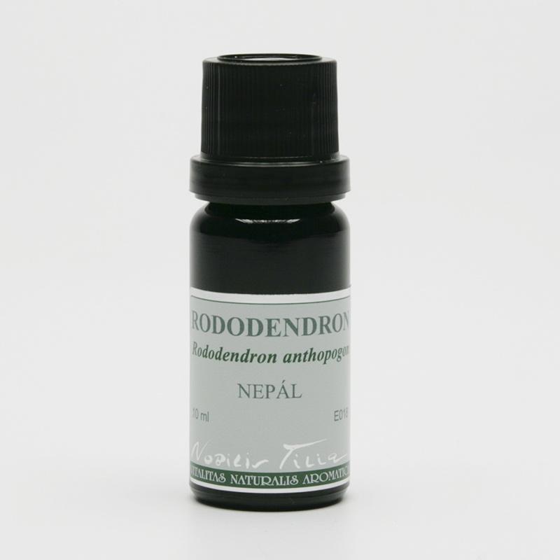 Nobilis Tilia Rododendron, ve fialovém skle 10 ml