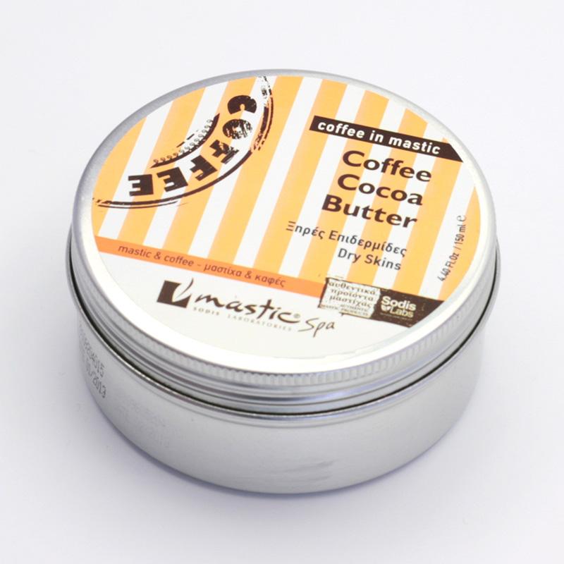 Mastic spa x Kakaové máslo s vůní kávy, Coffee Cocoa Butter 150 ml