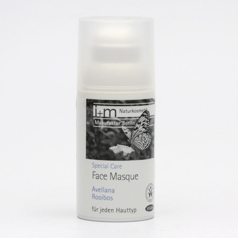 I+M Naturkosmetik Pleťová maska Special Care 30 ml