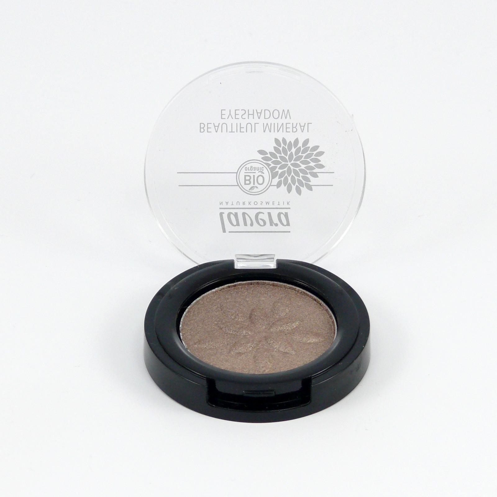 Lavera Oční stíny MONO 04 třpytivá šedohnědá, Trend Sensitive 2014 2 g