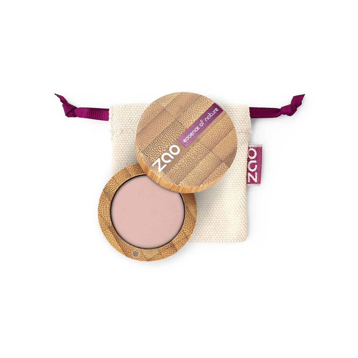 ZAO Matné oční stíny 208 Nude 3 g bambusový obal