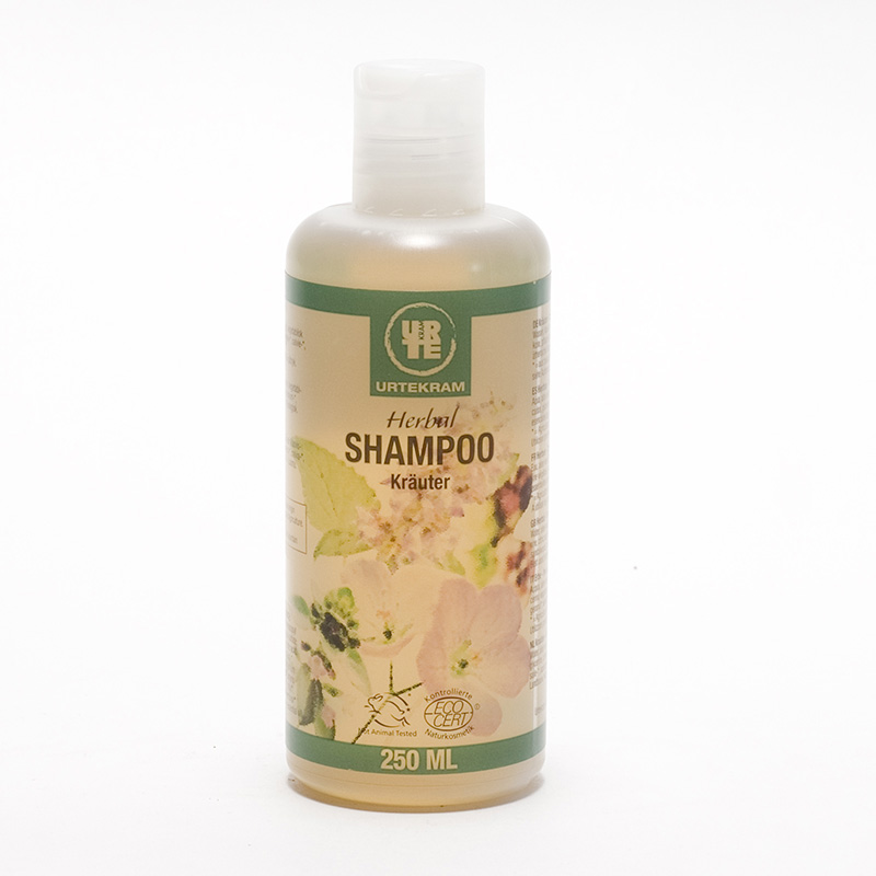 Urtekram Šampon s bylinkami 250 ml