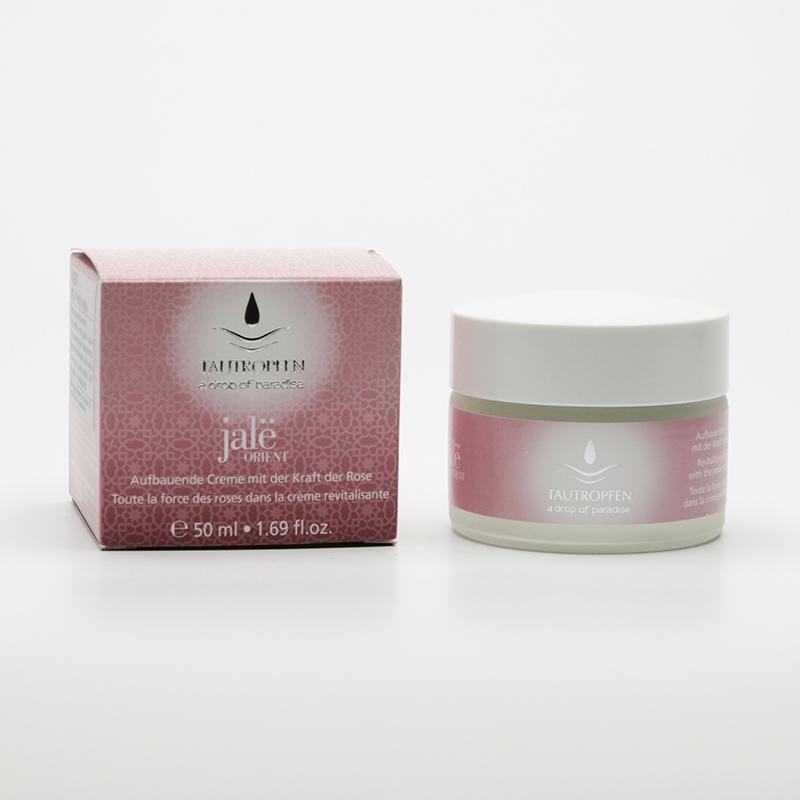 Tautropfen Noční krém růžový, Orient 50 ml