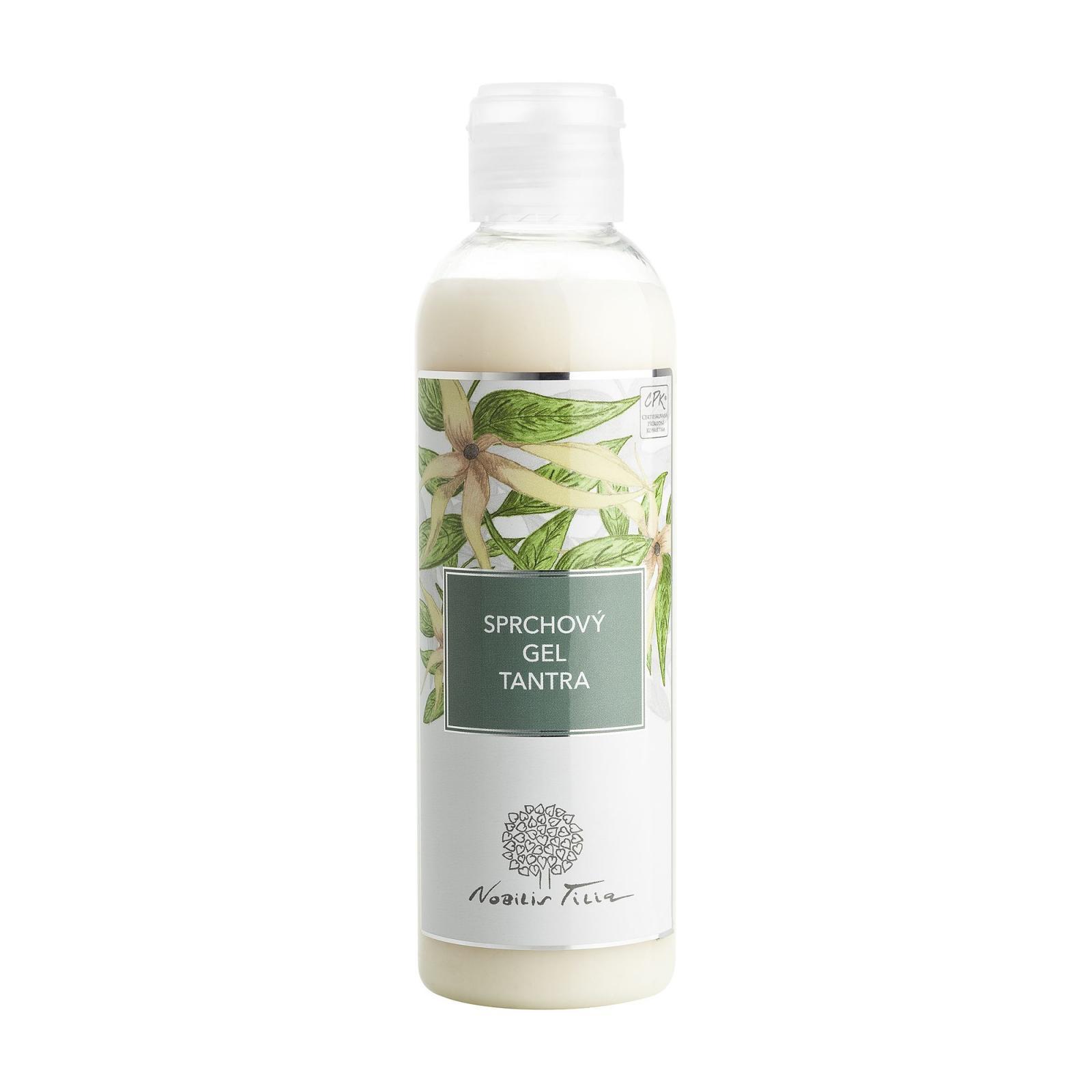 Nobilis Tilia Sprchový gel Tantra 200 ml
