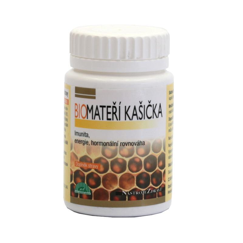 Nástroje Zdraví Mateří kašička bio, kapsle 60 ks, 18 g