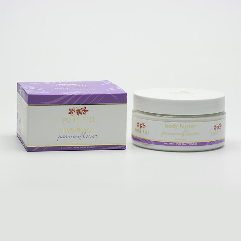 Pure Fiji Obličejové a tělové máslo, mučenka 236 ml