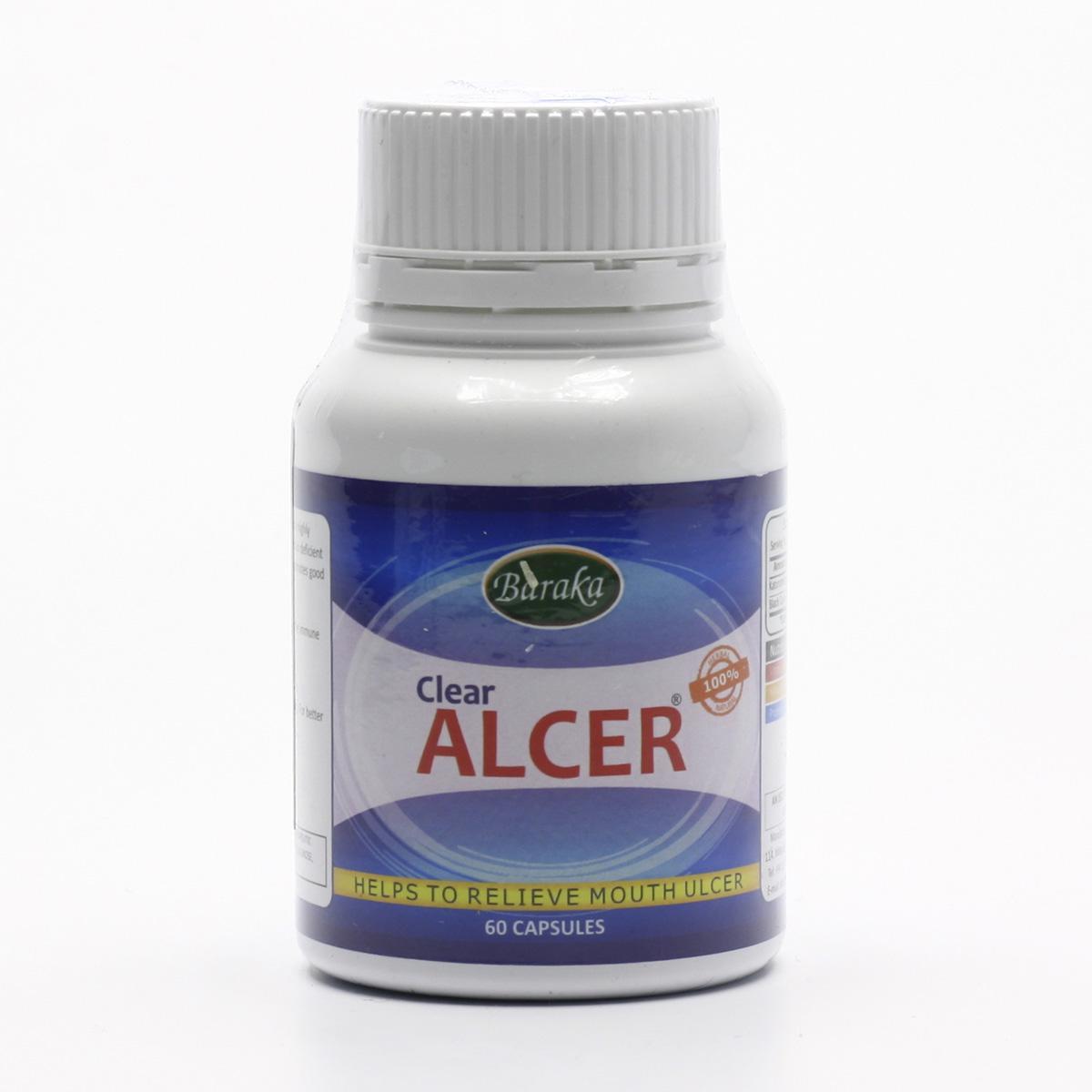 Baraka Clear Alcer 60 kapslí