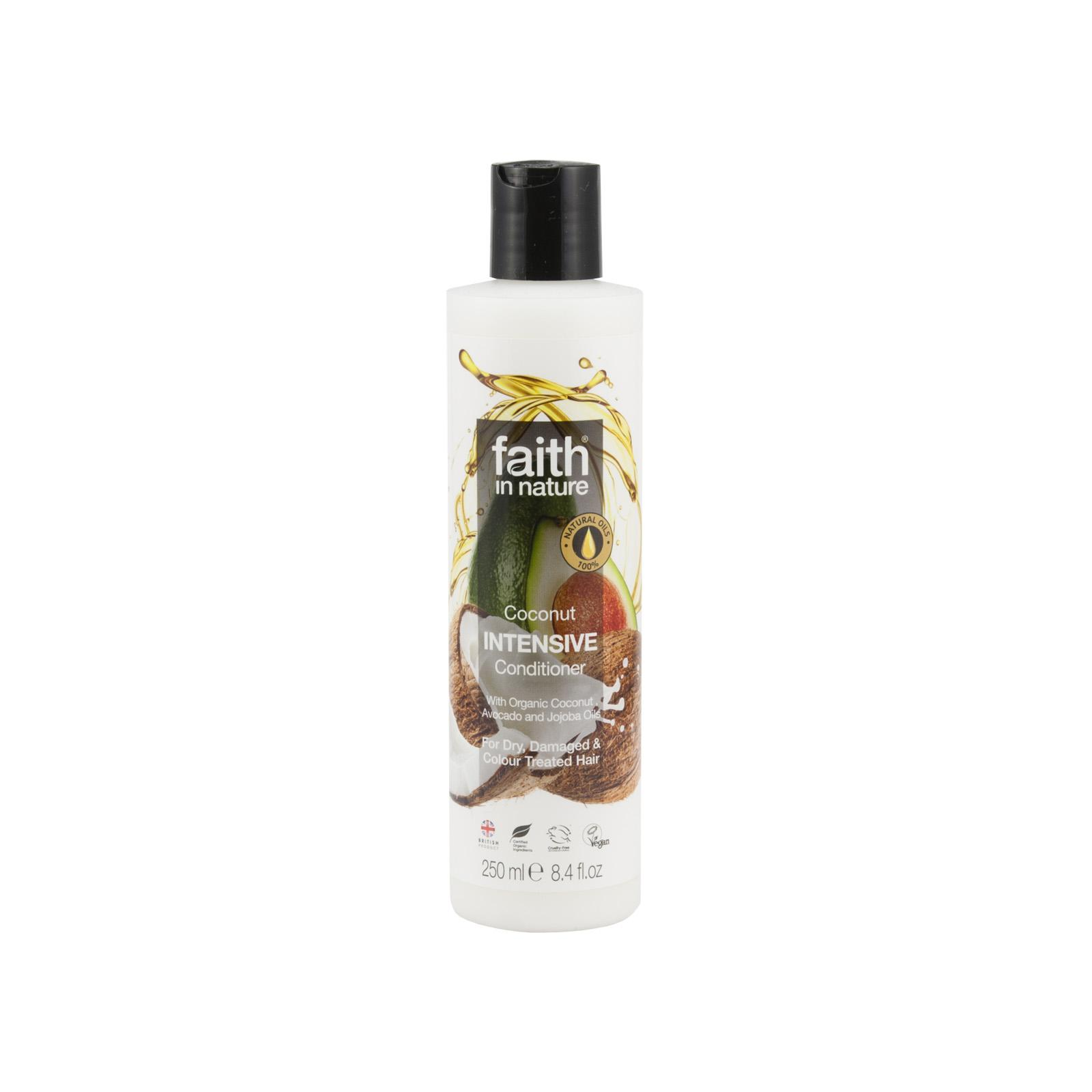 Faith in Nature Kondicionér kokos, Intensive 250 ml