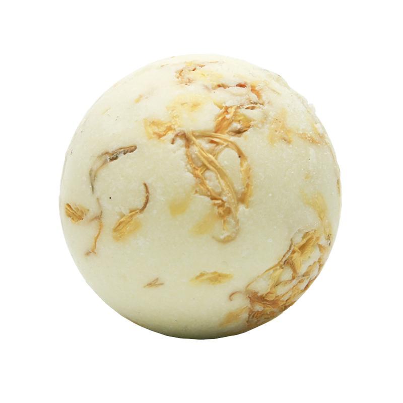 Ceano Cosmetics Krémová kulička do koupele měsíček 1 ks, 50 g