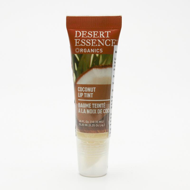 Desert Essence Lesk na rty kokos 10,35 ml