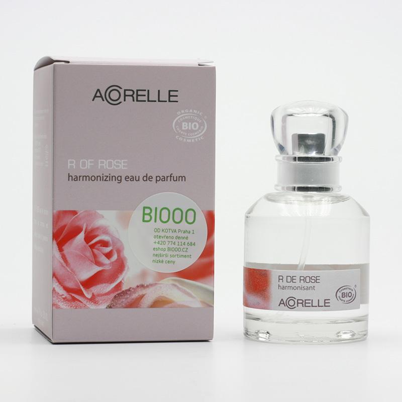 Acorelle Parfémová voda R jako Růže - vyřazeno 50 ml