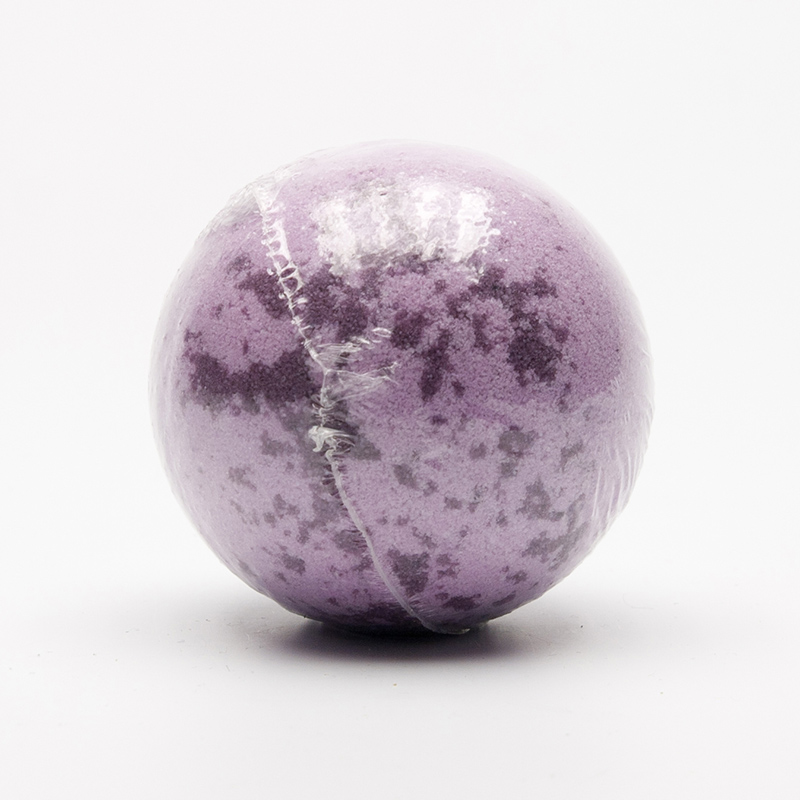 Ceano Cosmetics Šumivá koule do koupele šeřík 1 ks, 125 g
