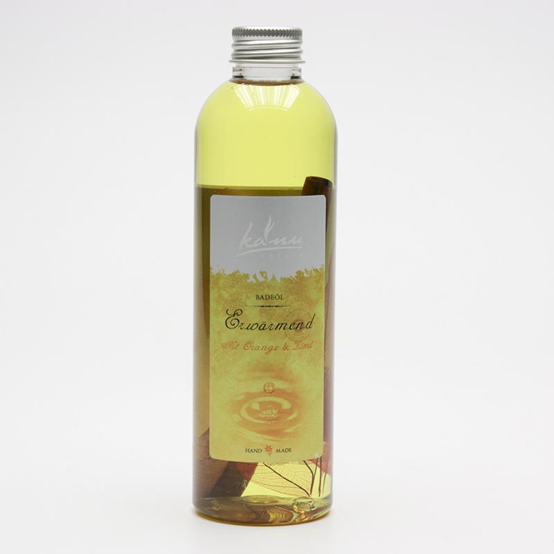 Kanu  ZRUŠENO Koupelový olej pomeranč a skořice 250 ml