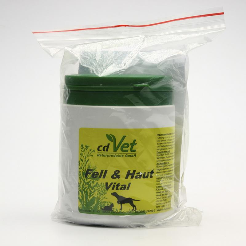 CdVet Vitalita srsti a kůže 150 g