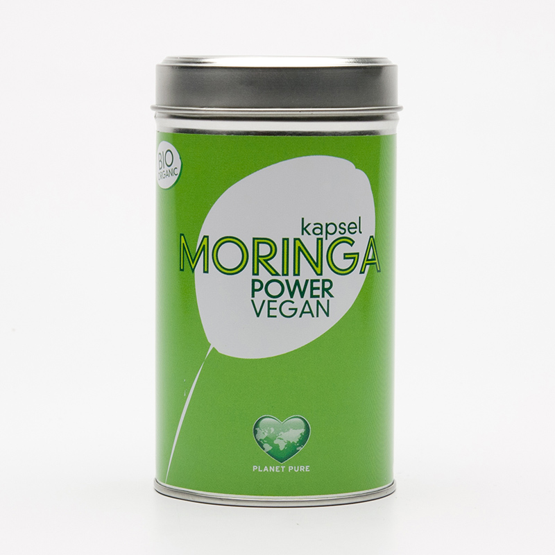 Planet Pure Moringa Power Vegan / Noni