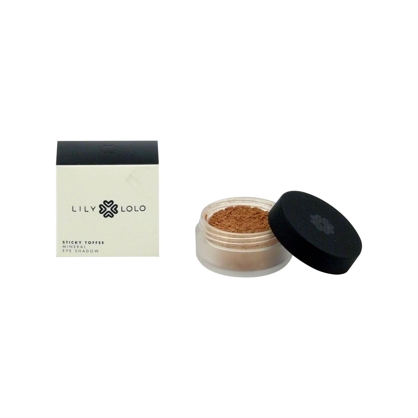 Lily Lolo Mineral Cosmetics Minerální oční stíny Sticky Toffee 2 g