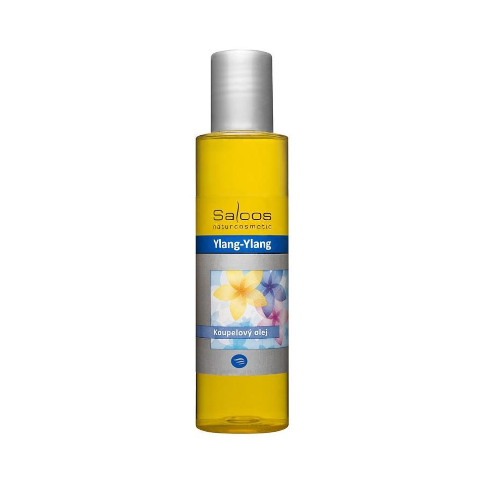 Saloos Koupelový olej ylang ylang 125 ml