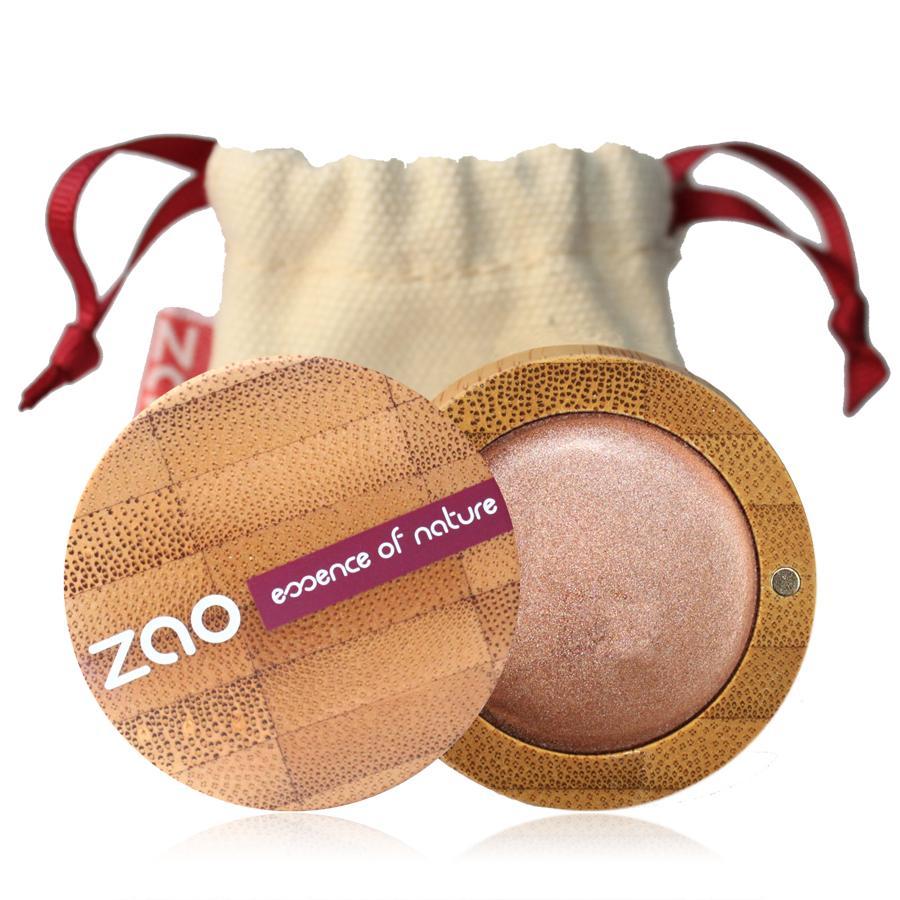 ZAO Krémové oční stíny 251 Copper 3 g bambusový obal