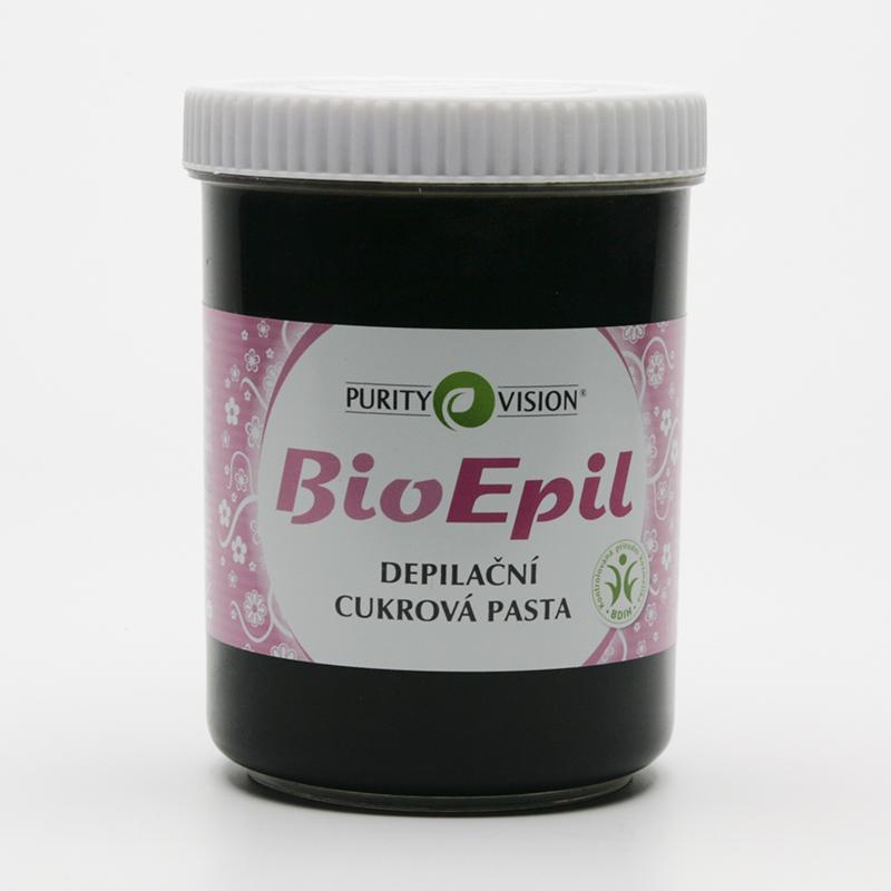 Purity Vision Depilační cukrová pasta Bioepil 700 g