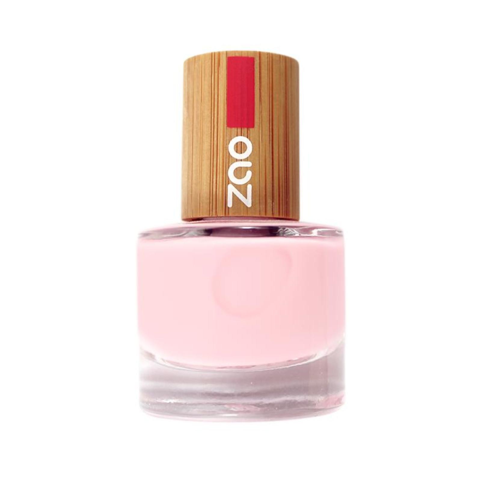 ZAO Lak na nehty francouzský 643 Pink 8 ml