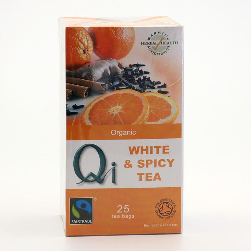 Herbal Health Výprodej Čaj Qi bílý s kořením