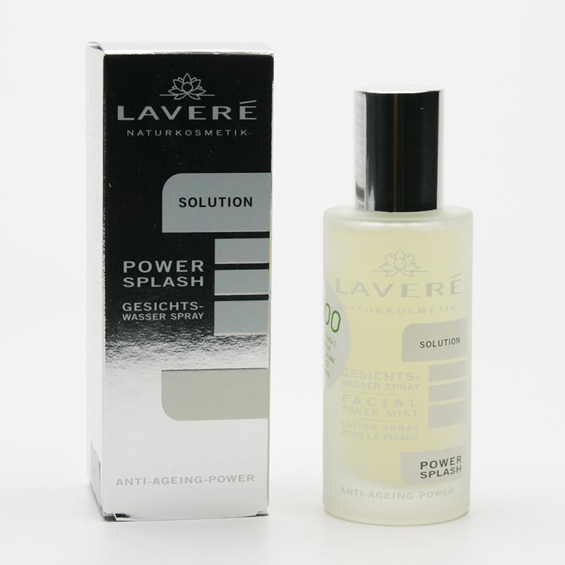 Laveré Pleťová voda Power Splash, systém Solution 50 ml