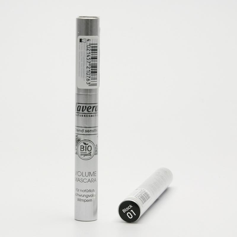 Lavera Řasenka zesilující 01 černá, Trend Sensitiv 6,5 ml