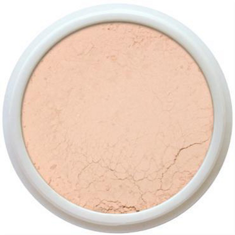 Everyday Minerals Minerální make-up Fair Medium, Semi-matte 4,8 g