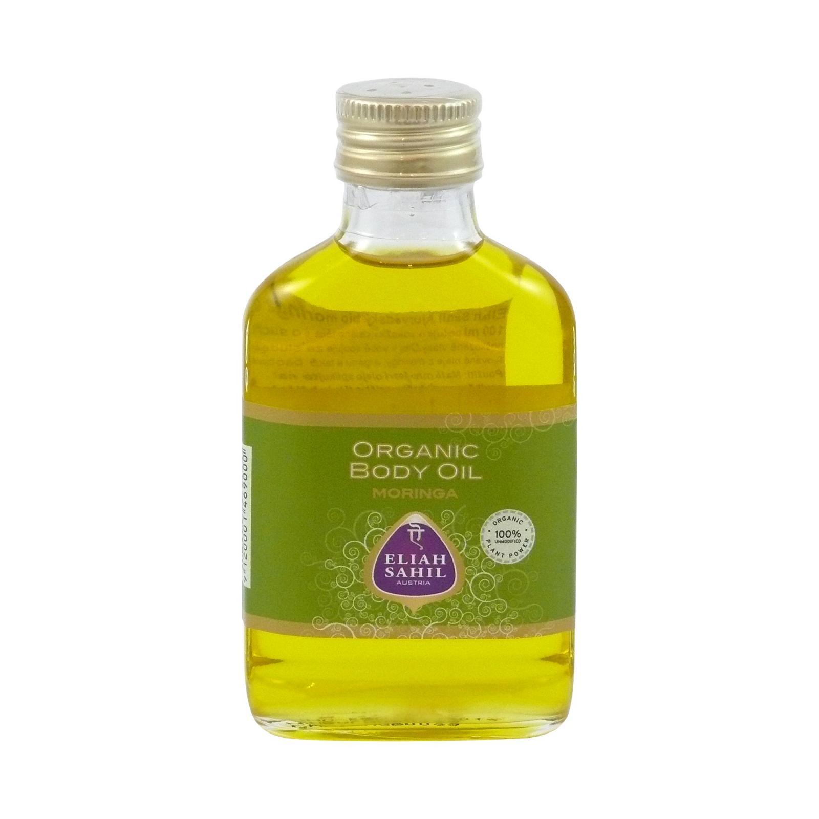 Eliah Sahil Ájurvédský bio moringa olej 100 ml