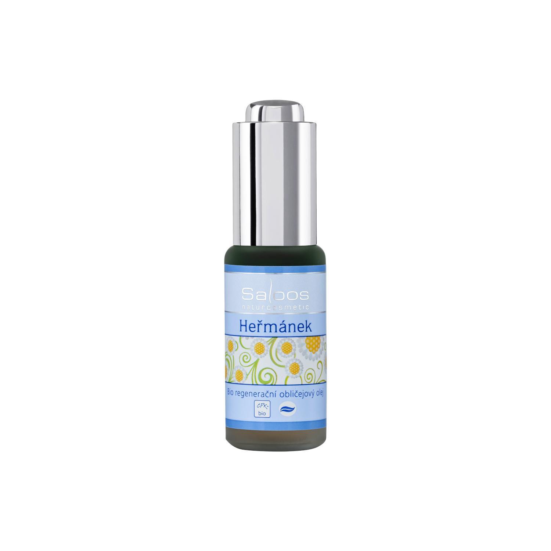 Saloos Regenerační obličejový olej heřmánek 20 ml