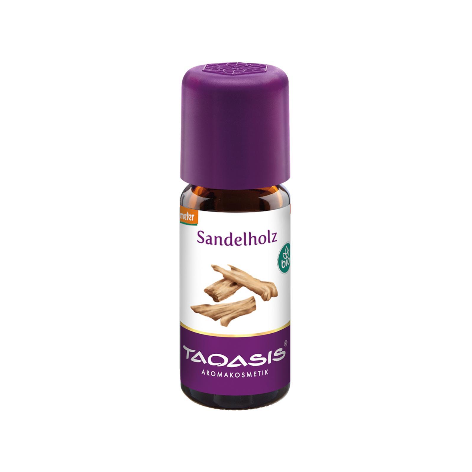 Taoasis Santal v jojobovém oleji, Bio 10 ml