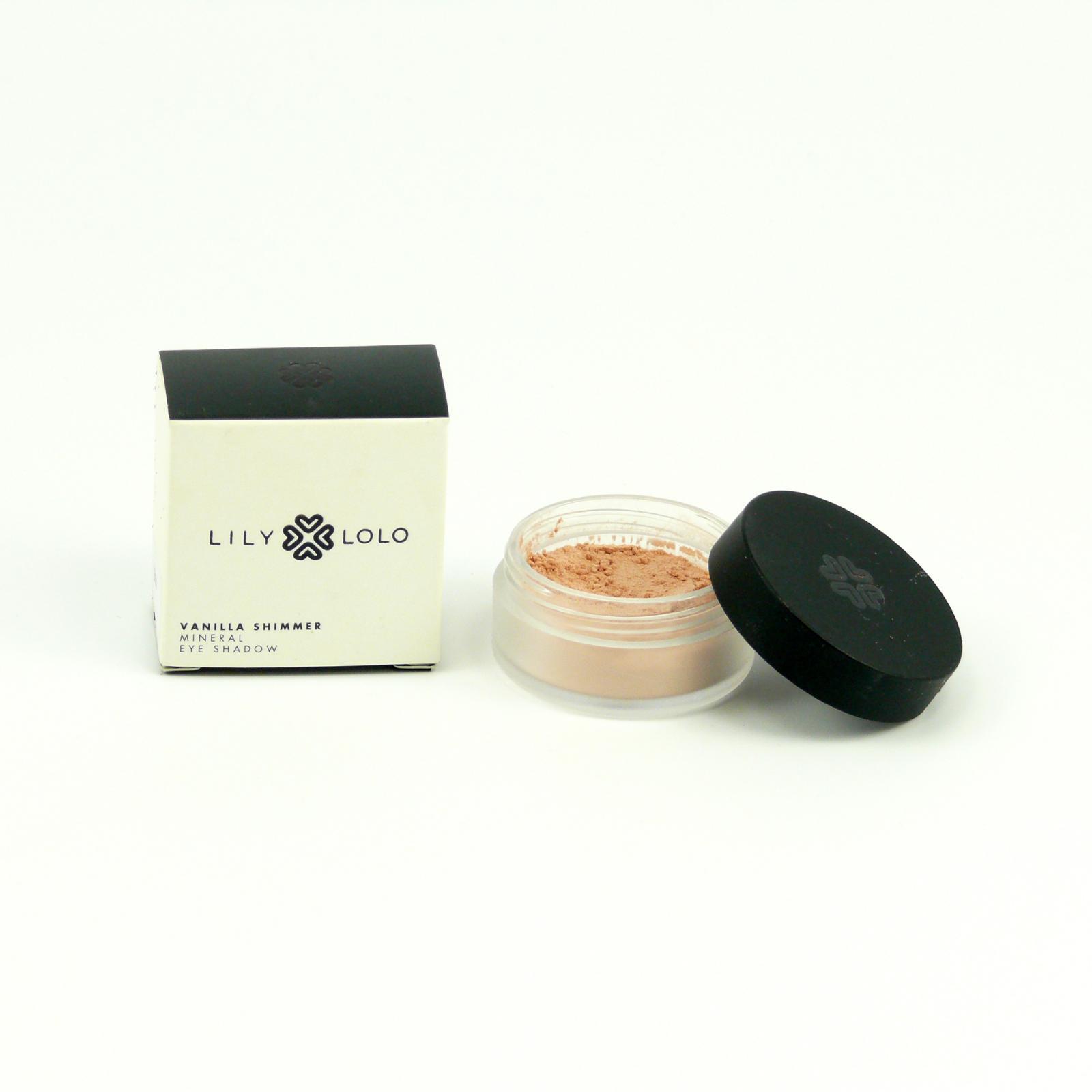 Lily Lolo Mineral Cosmetics Minerální oční stíny Vanilla Shimmer 1,5 g