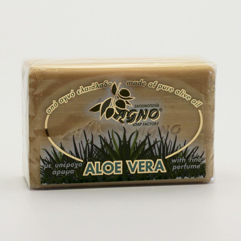 Agno Mýdlo olivové aloe vera 125 g