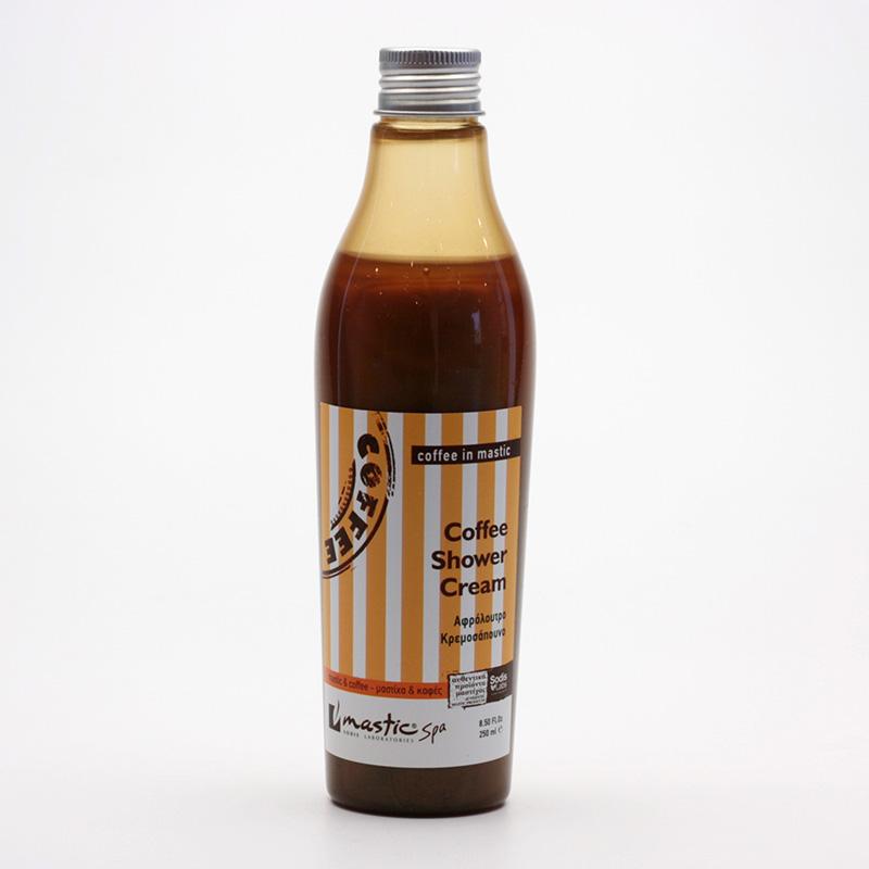 Mastic spa Sprchový krém s vůní kávy, Coffee Shower Cream 250 ml