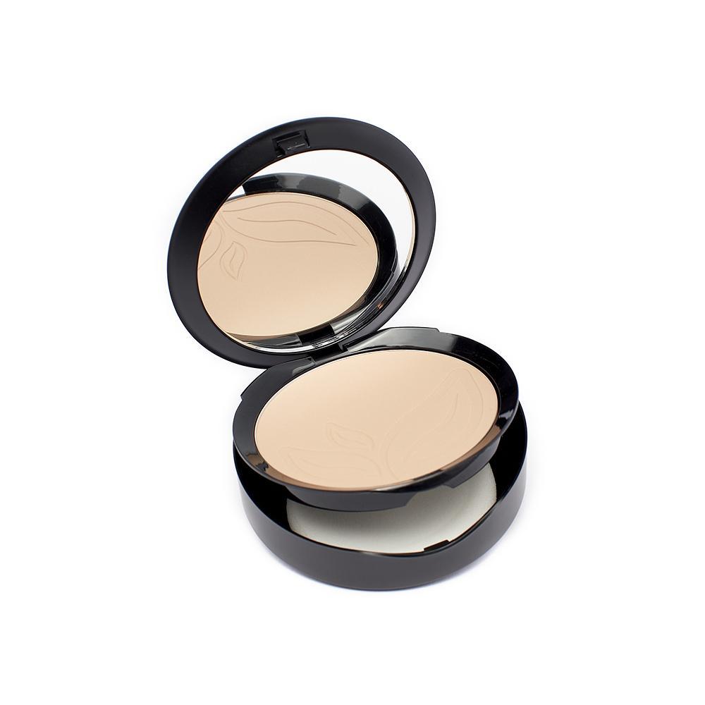 puroBIO cosmetics Kompaktní make-up 03 s SPF 10 9 g