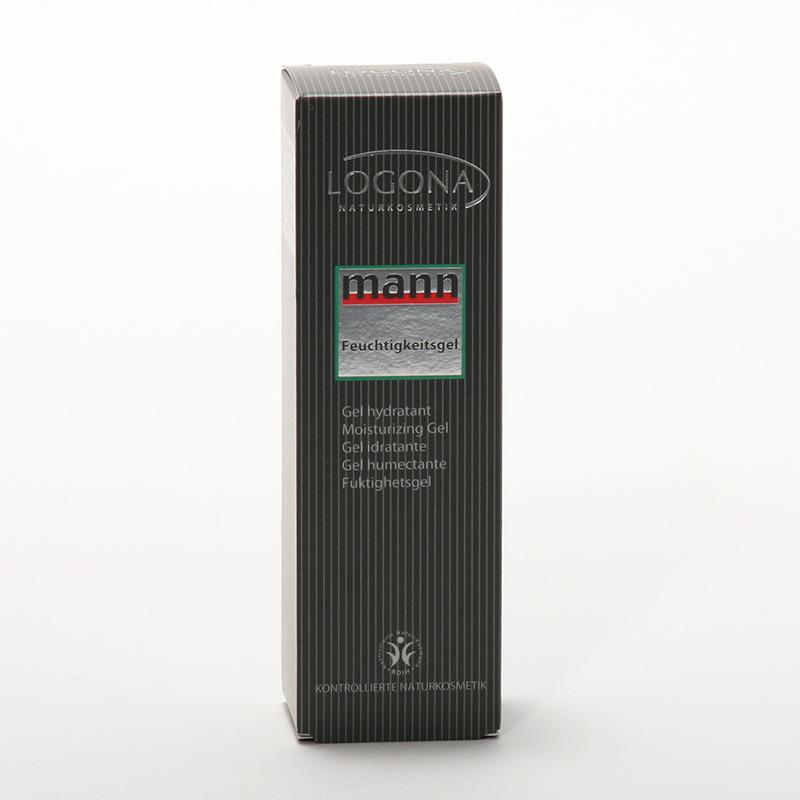 Logona Gel hydratační, Log Mann 50 ml