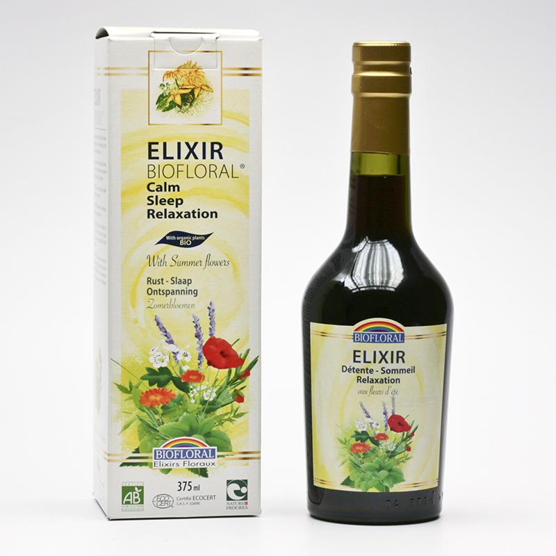 Biofloral Výprodej Elixír uklidnění, spánek, relaxace 375 ml