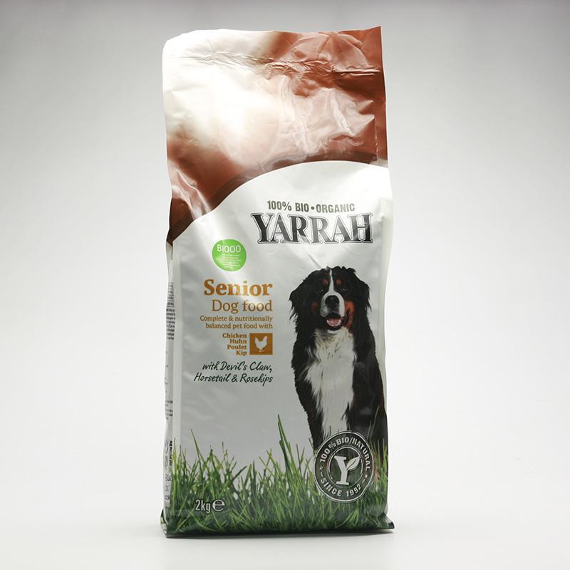 Yarrah Granule bezlepkové pro starší psy 2 kg